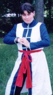 Nuriko from Fushigi Yuugi