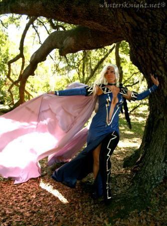 Urd from Ah My Goddess worn by Winters Knight