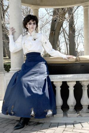 Addie Clark from Bizenghast worn by Winters Knight