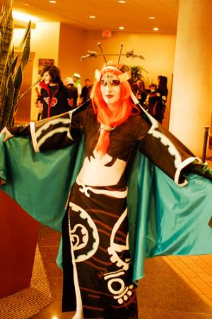 Midna from Legend of Zelda: Twilight Princess worn by Fayora