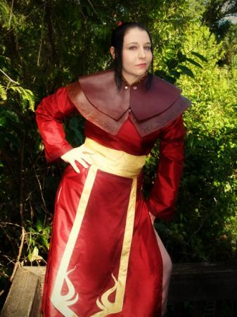Azula from Avatar: The Last Airbender worn by Athena
