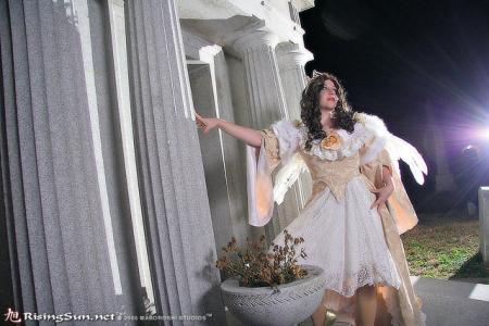 Angel from Original:  Fantasy worn by Athena