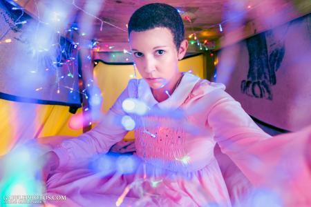 Eleven from Stranger Things by ShiNo Usagi