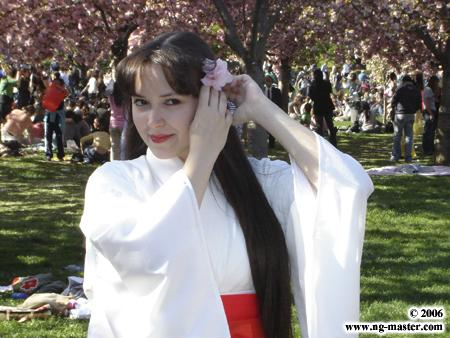 Rei Hino from Sailor Moon worn by SunseenLi