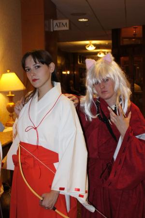 Kikyo from Inuyasha worn by SunseenLi