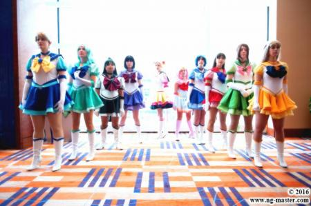 Eternal Sailor Mars from Sailor Moon Sailor Stars