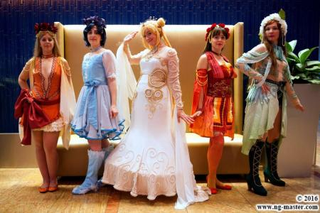 Sailor Mars from Sailor Moon