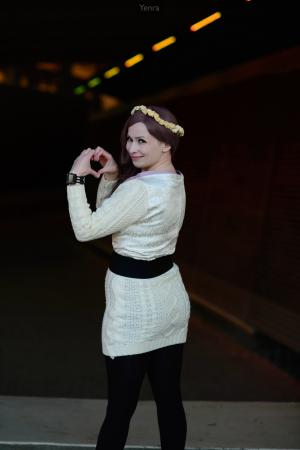 Akane Kurashiki from Zero Time Dilemma worn by feytaline