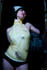 Fukuro Lady from Silent Hill 3 worn by feytaline