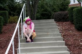 Nyuu/Lucy from Elfen Lied worn by feytaline