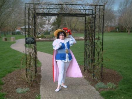 Princess Sapphire from Princess Knight! Princess Knight!