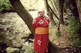 Sakura Haruno from Naruto worn by Purple_Ladybug