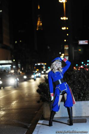 Sheryl Nome from Macross Frontier worn by Ju Tsukino