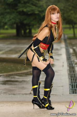 Kasumi from Dead or Alive 4 worn by Ju Tsukino