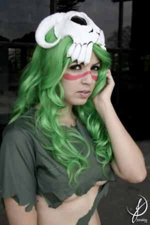 Neliel Tu Oderschvank / Nel Tu from Bleach worn by Ju Tsukino