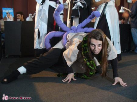 Orochimaru from Naruto worn by Hellooo ^_^
