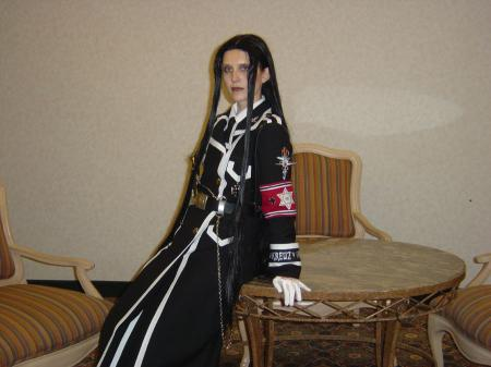 Isaak Fernand von Kämpfer from Trinity Blood