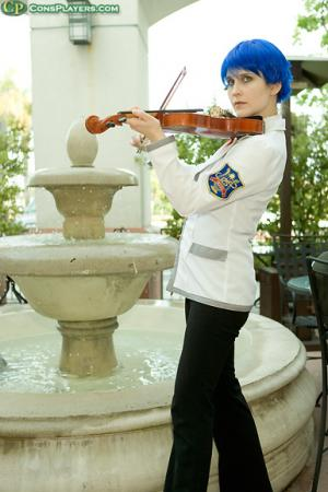 Len Tsukimori from La Corda D'Oro worn by Luna