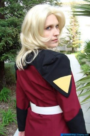 Rey Za Burrel from Mobile Suit Gundam Seed Destiny worn by Luna