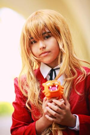 Taiga Aisaka from Toradora! worn by Luna