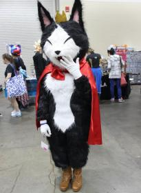 Cait Sith from Final Fantasy VII