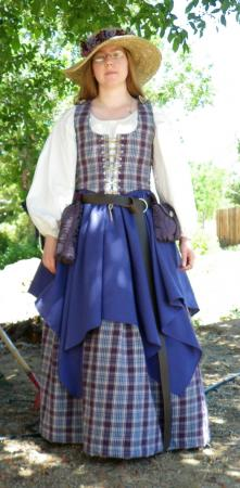 Maiden from Original:  Historical / Renaissance worn by ILTXFILES