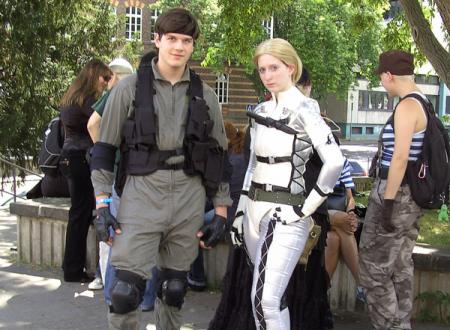 The Boss from Metal Gear Solid 3: Snake Eater worn by TheBoss