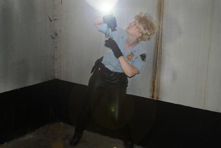 Cybil Bennett from Silent Hill worn by TheBoss