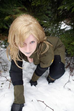 Sniper Wolf from Metal Gear Solid worn by TheBoss
