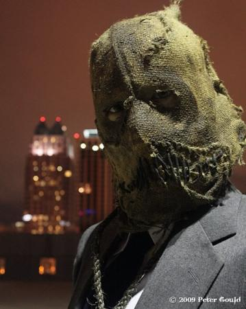 Scarecrow / Dr. Jonathan Crane from Batman