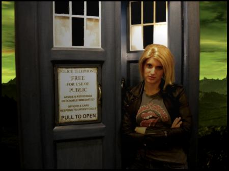 Lucie Miller from Doctor Who