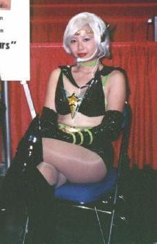 Sailor Star Healer from Sailor Moon Sailor Stars