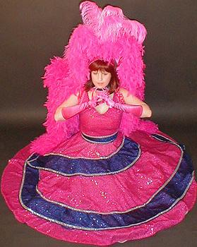 Sumire Kanzaki from Sakura Wars Musicals worn by Tristen Citrine