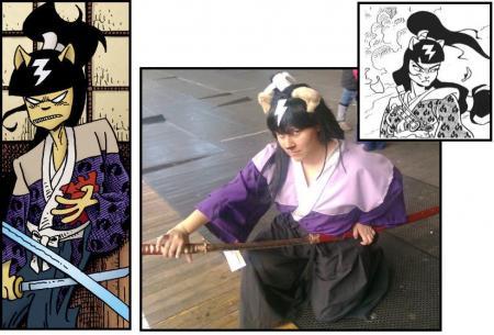 Inazuma from Usagi Yojimbo