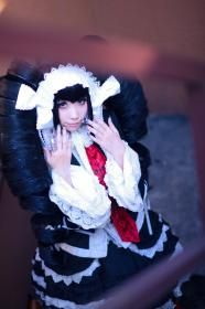 Celestia Ludenberg from Dangan Ronpa worn by 有纪/Yuki