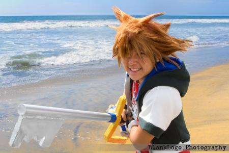 Sora from Kingdom Hearts