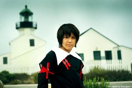 Kira Yamato from Mobile Suit Gundam Seed worn by aznbassplayer