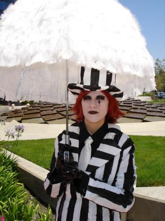 Mad Hatter from Angel Sanctuary worn by Miss Deep