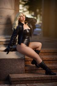 Black Canary from DC Comics worn by Etaru Kaumoto