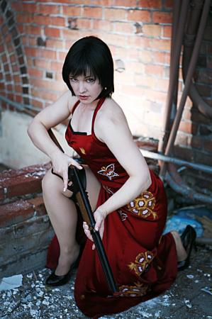 Ada Wong from Resident Evil 4 worn by Ashley
