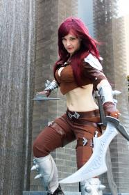 Katarina from League of Legends worn by Ashley