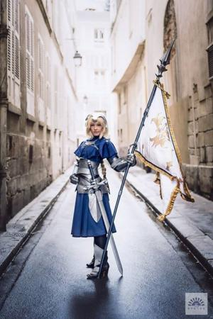 Joan of Arc from Fate/Apocrypha worn by Ashley