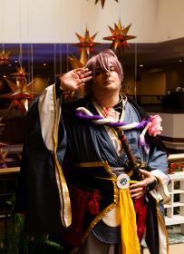 Kasen Kanesada from Touken Ranbu