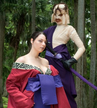Yumi from Rurouni Kenshin
