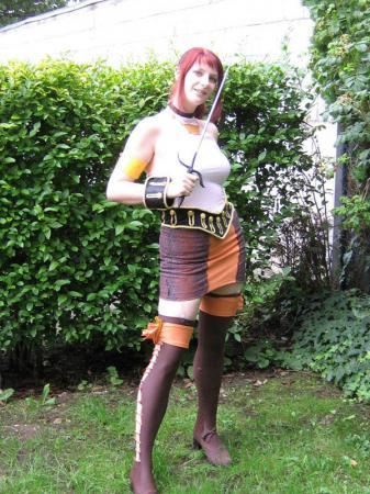 Karin Koenig from Shadow Hearts 2