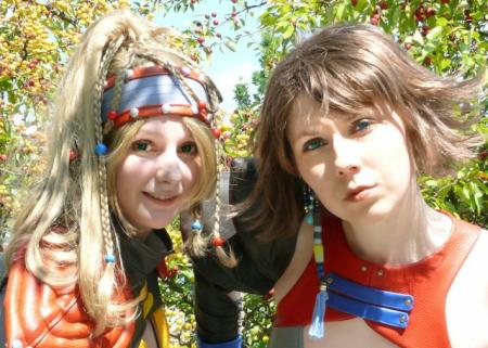 Rikku from Final Fantasy X-2 worn by Mirromaru