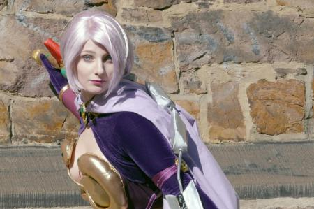 Ivy from Soul Calibur worn by Mirromaru