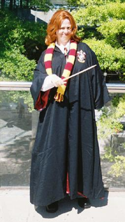 Ron Weasley from Harry Potter worn by Mary Ryan Bogard