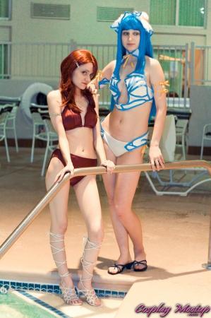 Shion uzuki bikini