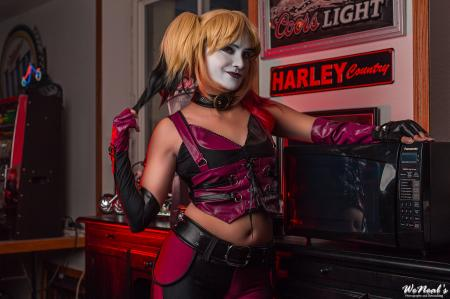 Harley Quinn from Batman: Arkham City